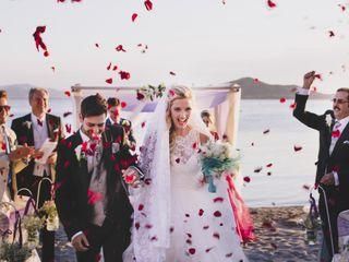 La boda de Cintia y Jose María
