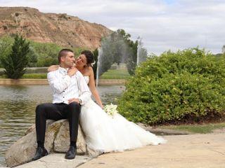 La boda de Tania y Eloy
