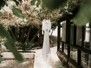 La boda de Evelyn y Santi