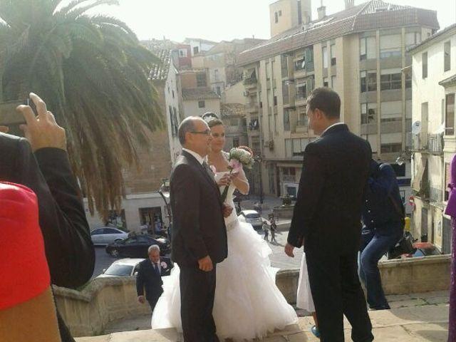 La boda de Bárbara y Dani en Caspe, Zaragoza 2