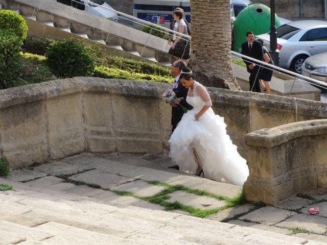 La boda de Bárbara y Dani en Caspe, Zaragoza 4