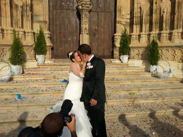 La boda de Bárbara y Dani en Caspe, Zaragoza 9