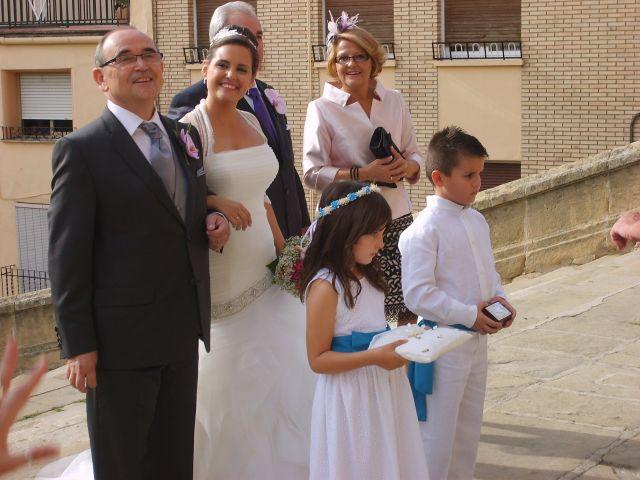 La boda de Bárbara y Dani en Caspe, Zaragoza 11