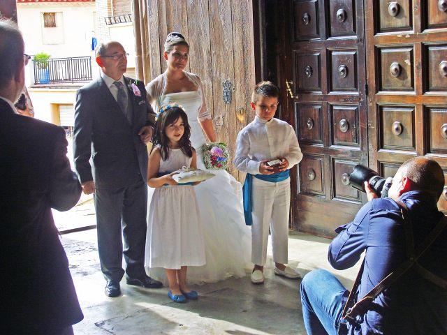 La boda de Bárbara y Dani en Caspe, Zaragoza 12