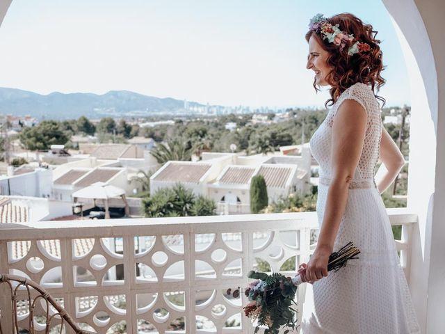 La boda de Jordi y Cecilia en Altea, Alicante 27