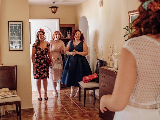 La boda de Jordi y Cecilia en Altea, Alicante 31
