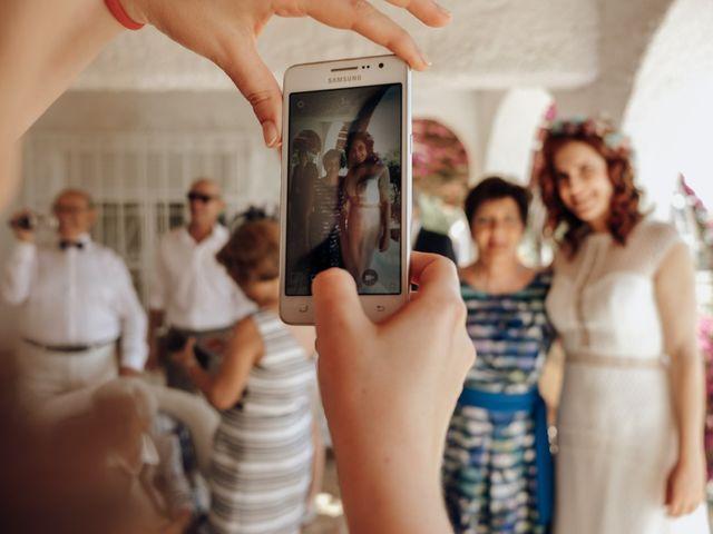 La boda de Jordi y Cecilia en Altea, Alicante 45