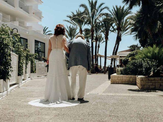 La boda de Jordi y Cecilia en Altea, Alicante 63