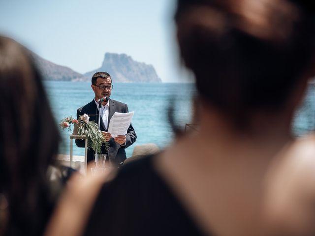 La boda de Jordi y Cecilia en Altea, Alicante 69