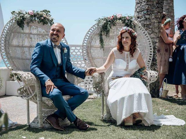 La boda de Jordi y Cecilia en Altea, Alicante 73