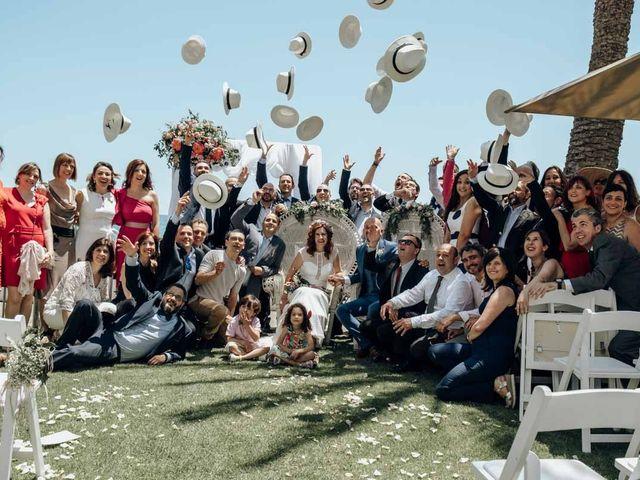 La boda de Jordi y Cecilia en Altea, Alicante 85