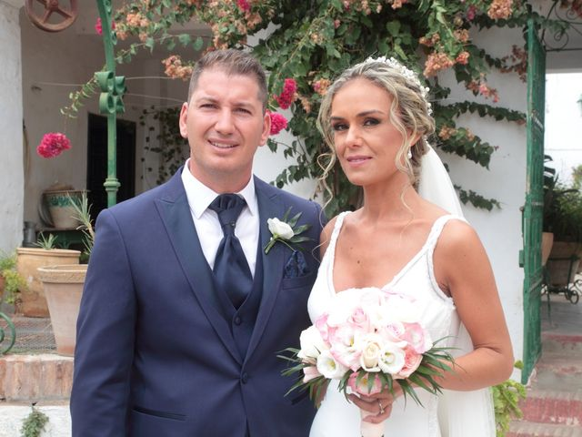 La boda de Tamara y Lonxi