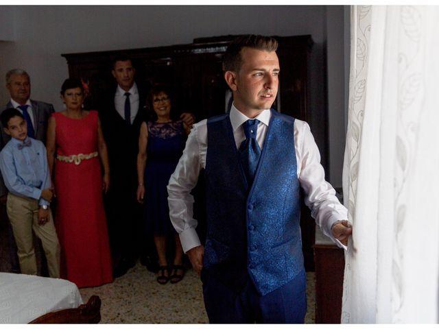 La boda de Francisco y Rocio en Loja, Granada 3