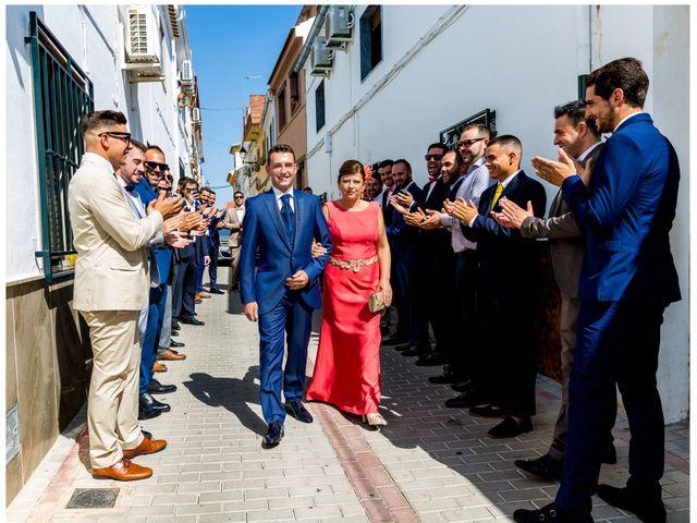 La boda de Francisco y Rocio en Loja, Granada 5