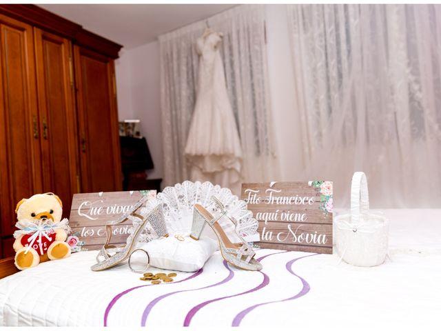 La boda de Francisco y Rocio en Loja, Granada 7