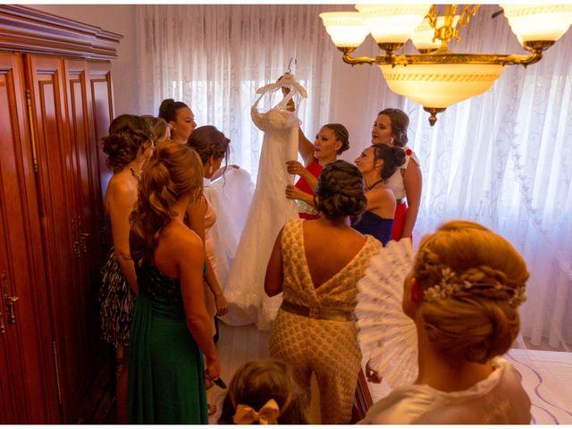 La boda de Francisco y Rocio en Loja, Granada 9