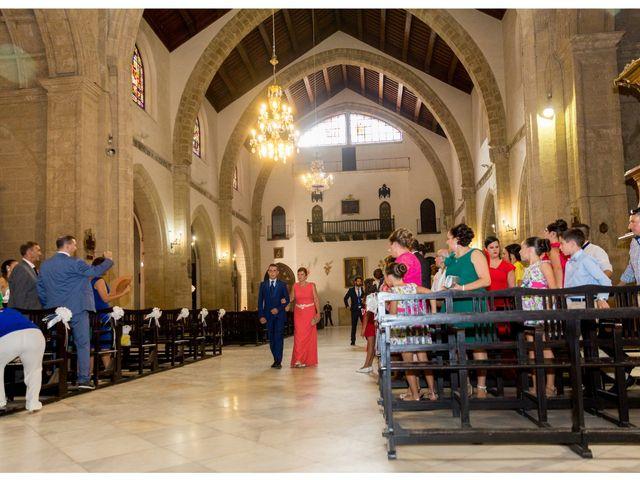 La boda de Francisco y Rocio en Loja, Granada 13