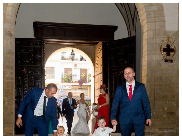 La boda de Francisco y Rocio en Loja, Granada 14