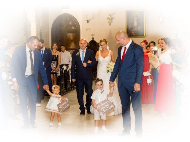 La boda de Francisco y Rocio en Loja, Granada 15