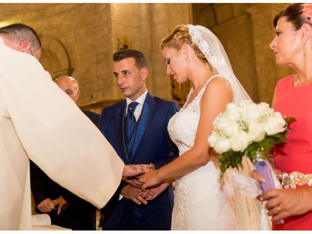 La boda de Francisco y Rocio en Loja, Granada 17