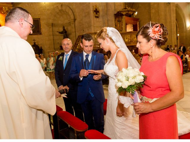 La boda de Francisco y Rocio en Loja, Granada 18