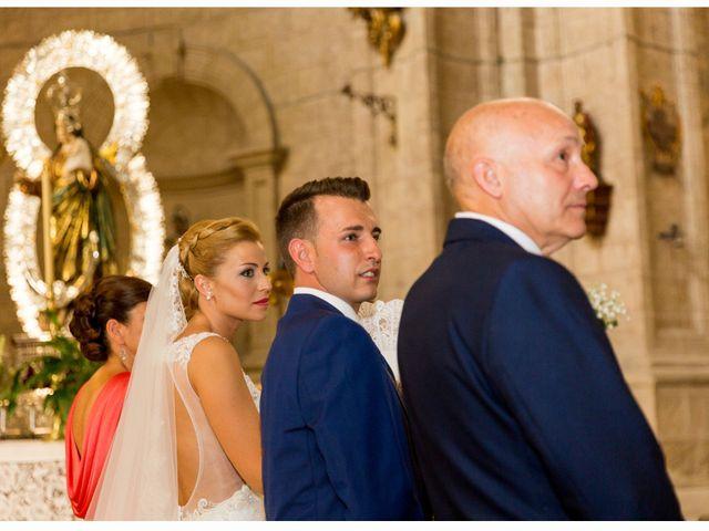 La boda de Francisco y Rocio en Loja, Granada 20