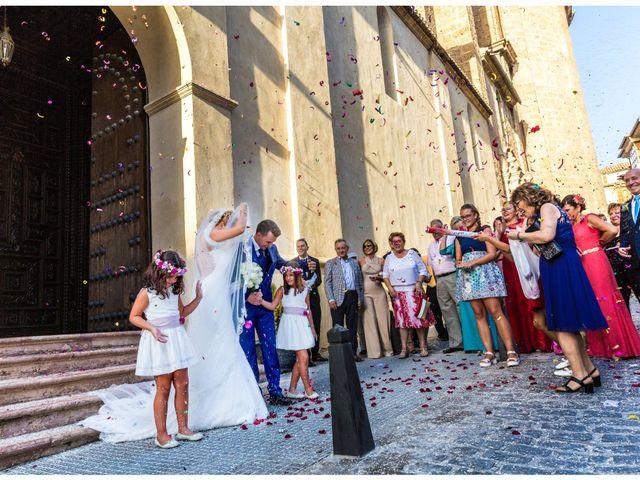 La boda de Francisco y Rocio en Loja, Granada 21