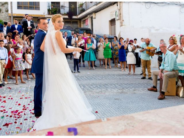 La boda de Francisco y Rocio en Loja, Granada 22