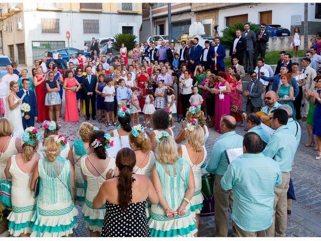 La boda de Francisco y Rocio en Loja, Granada 23