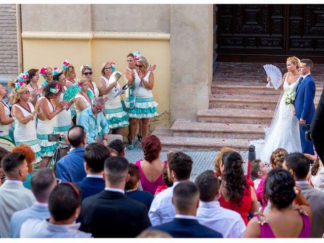 La boda de Francisco y Rocio en Loja, Granada 24
