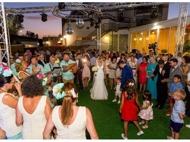 La boda de Francisco y Rocio en Loja, Granada 26