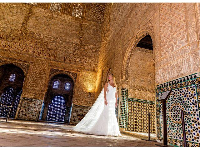 La boda de Francisco y Rocio en Loja, Granada 35