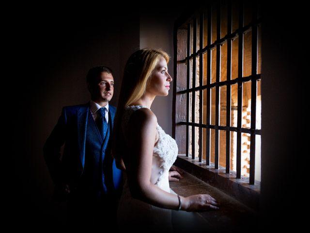 La boda de Francisco y Rocio en Loja, Granada 38