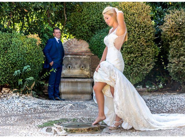 La boda de Francisco y Rocio en Loja, Granada 41