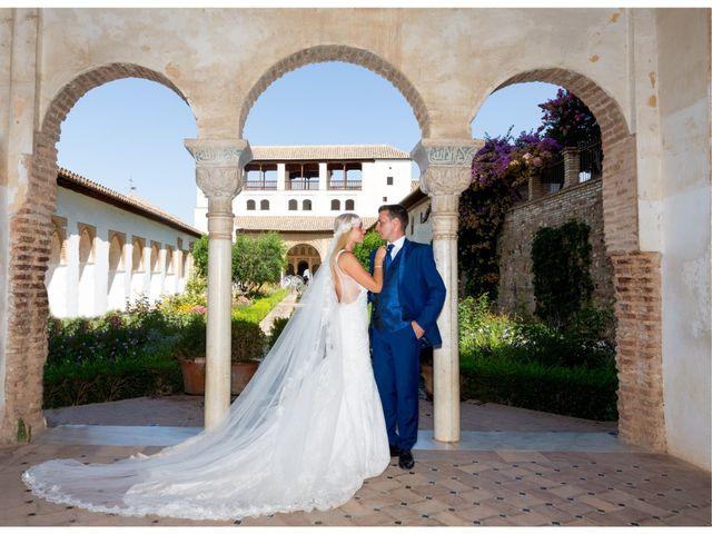 La boda de Francisco y Rocio en Loja, Granada 43
