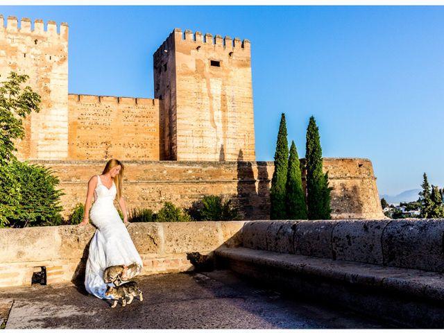 La boda de Francisco y Rocio en Loja, Granada 46