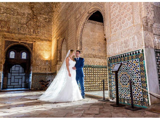 La boda de Francisco y Rocio en Loja, Granada 48