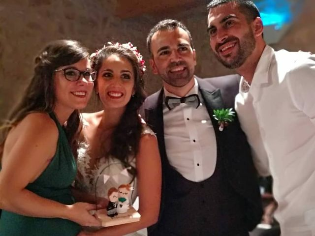 La boda de Rafa y Marta en Juneda, Lleida 10