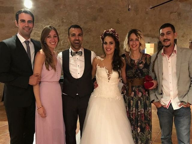 La boda de Rafa y Marta en Juneda, Lleida 15