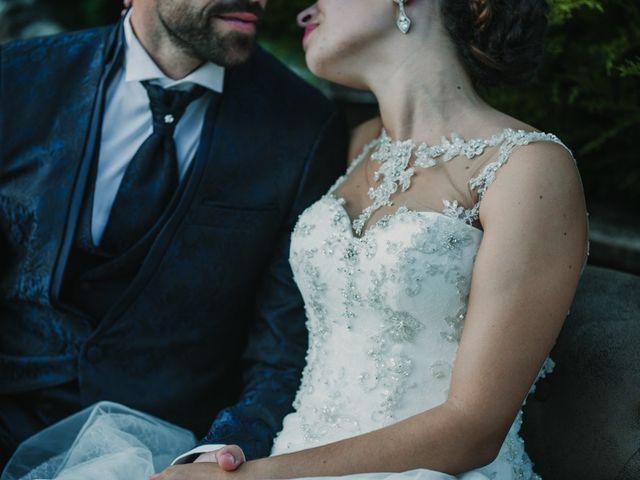 La boda de Iria y Manu