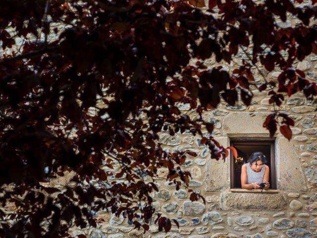 La boda de Carlos y Ximena en Ligüerre De Cinca, Huesca 2