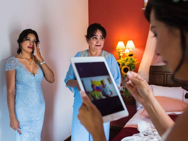 La boda de Carlos y Ximena en Ligüerre De Cinca, Huesca 11