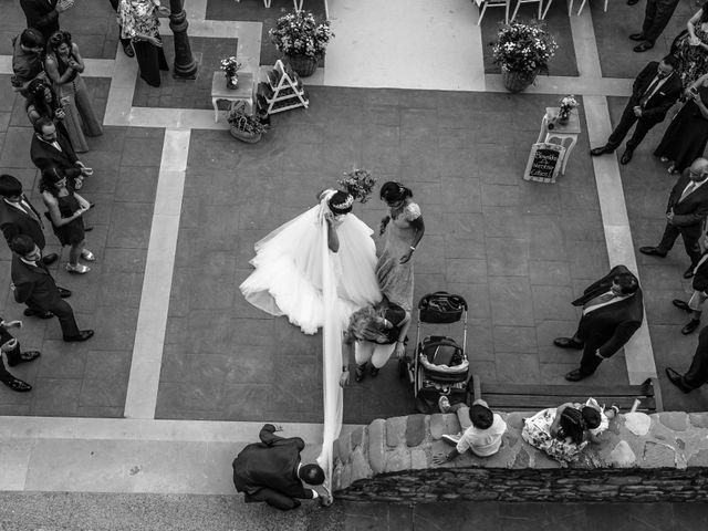 La boda de Carlos y Ximena en Ligüerre De Cinca, Huesca 14