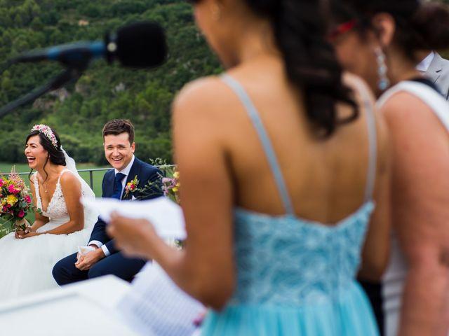 La boda de Carlos y Ximena en Ligüerre De Cinca, Huesca 16