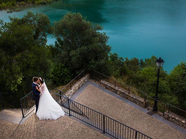 La boda de Carlos y Ximena en Ligüerre De Cinca, Huesca 22