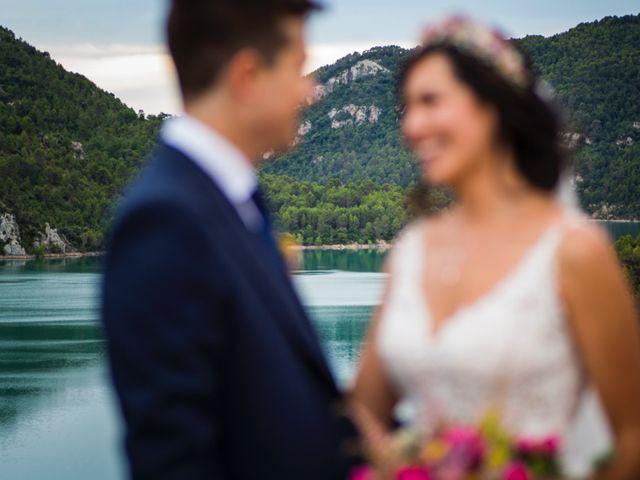 La boda de Carlos y Ximena en Ligüerre De Cinca, Huesca 23