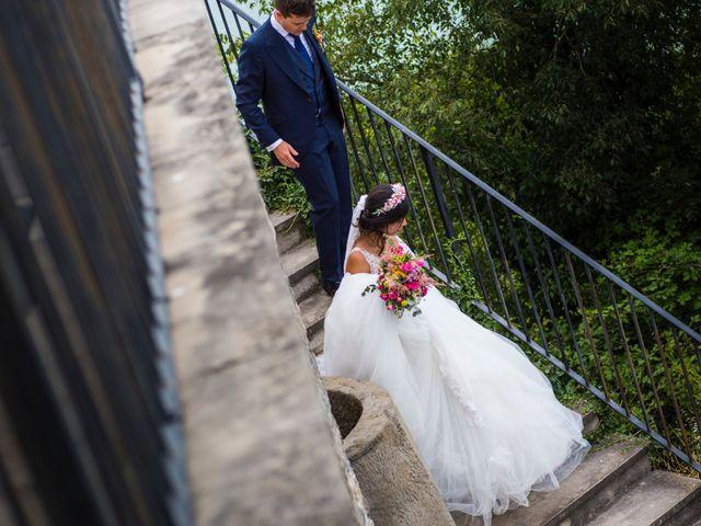 La boda de Carlos y Ximena en Ligüerre De Cinca, Huesca 24