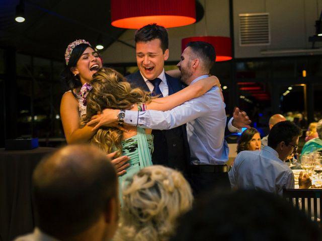 La boda de Carlos y Ximena en Ligüerre De Cinca, Huesca 25