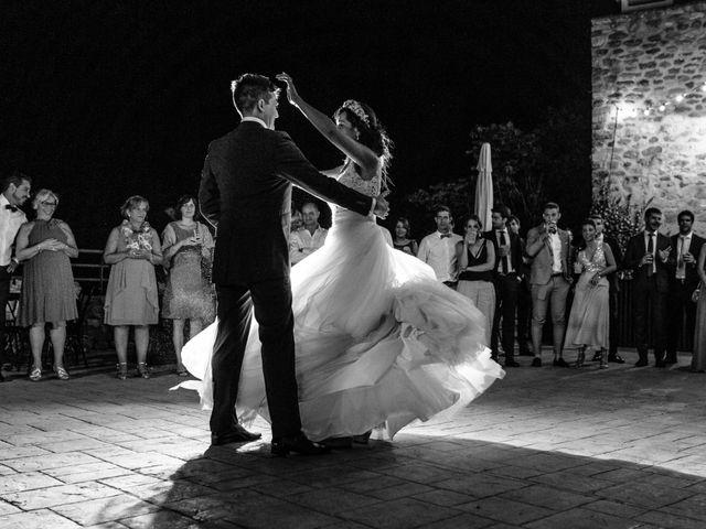 La boda de Carlos y Ximena en Ligüerre De Cinca, Huesca 31