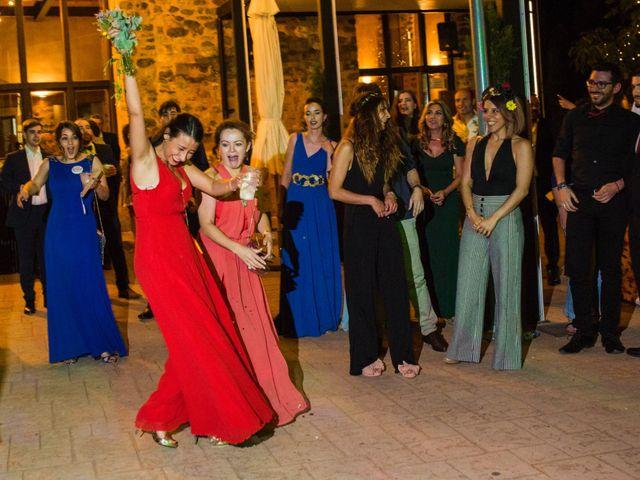 La boda de Carlos y Ximena en Ligüerre De Cinca, Huesca 32
